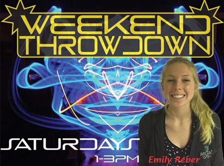 Weekend Throwdown